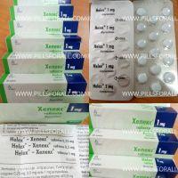 Xanax generic alprazolam Helex 1mg x 180 delivery from EU