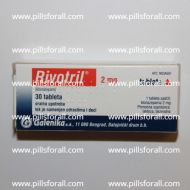 Klonopin/Rivotril (Clonazepam)  by Galenika labs 2mg  x 180. Delivery from EU